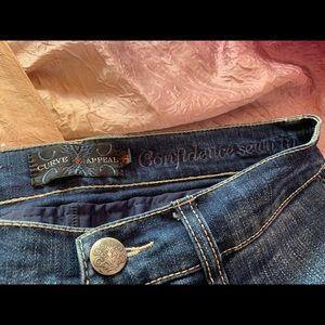 Curve Appeal Jeans - Curve Appeal boot cut Jeans